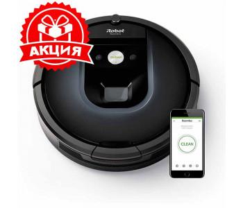 Подарок при покупке робот-пылесосов Roomba 900 серий