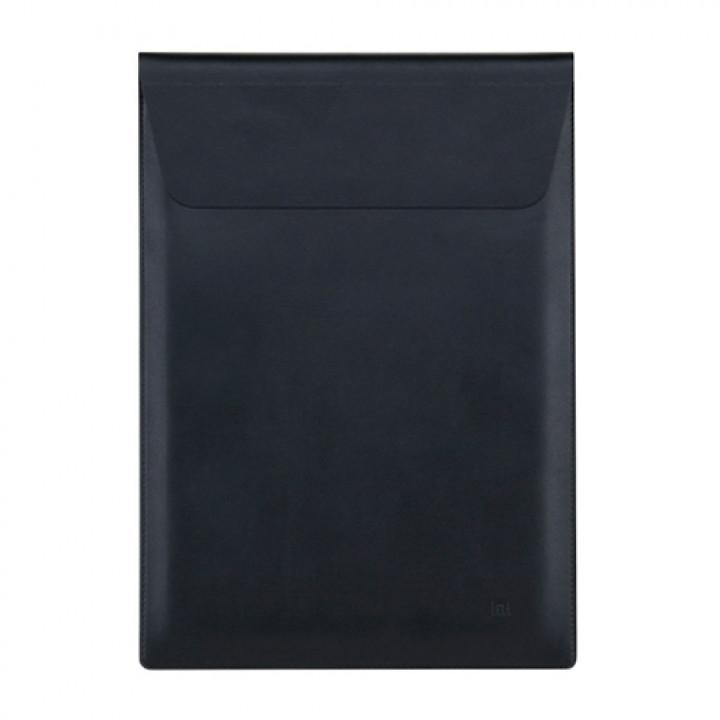 Чехол Xiaomi Laptop Sleeve Case 13.3 (кожаный) для Mi Notebook Air черный