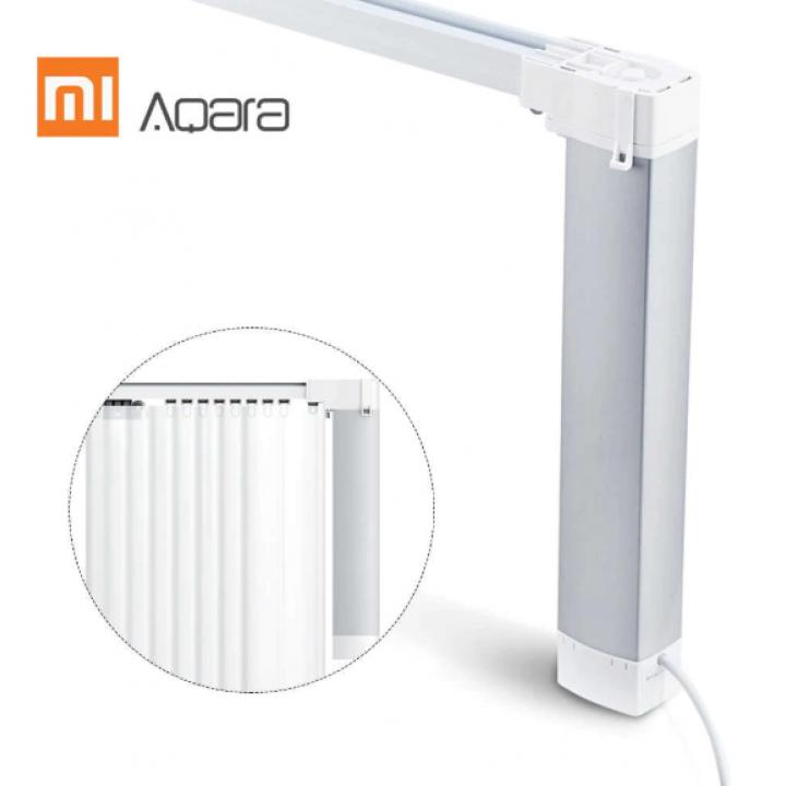 Электропривод для штор Xiaomi Aqara Intelligent Curtain Controller Motor B1 ZigBee
