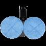 Ручной беспроводной полотер Clever&Clean Glider A5