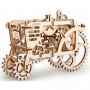 3D-пазл UGears Трактор (Tractor)