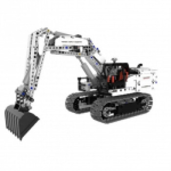 MITU Excavator Building Blocks