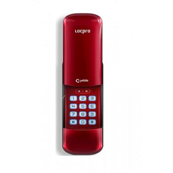 Накладной электронный замок LocPro C50R2 Series Red