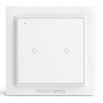 Выключатель Xiaomi Aqara Opple Wireless Switch WXCJKG11LM (2 кнопки)