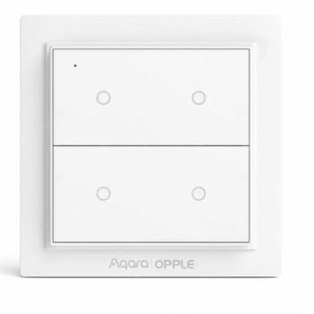 Выключатель Xiaomi Aqara Opple Wireless Switch WXCJKG12LM (4 кнопки)