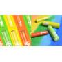 Батарейки алкалиновые Xiaomi ZMI Rainbow ZI5/ZI7 (12шт.АА+12шт.АА)