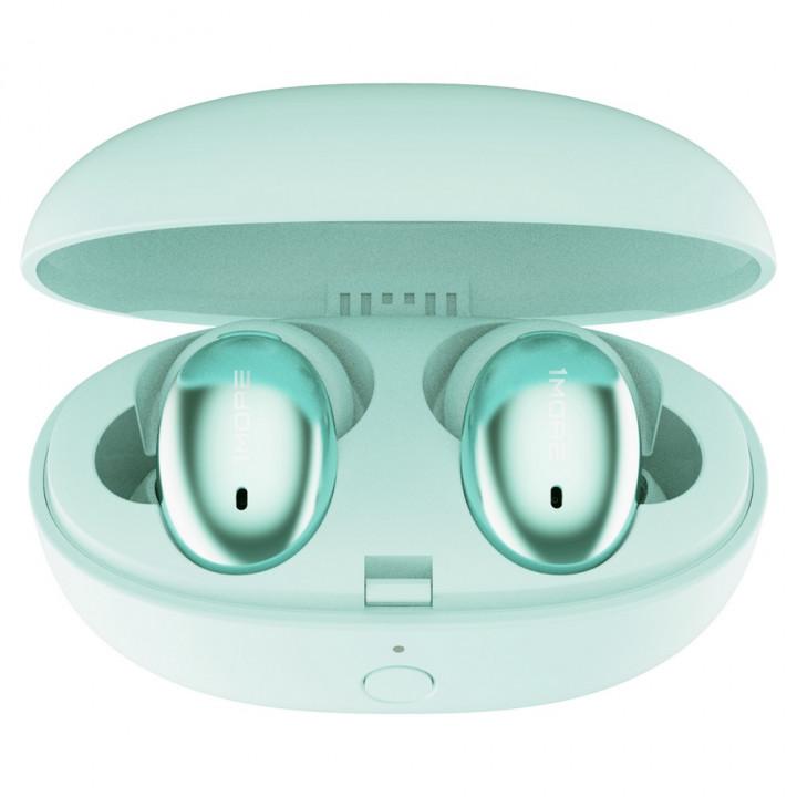 Беспроводные cтерео-наушники 1MORE Stylish True Wireless In-Ear Headphones-1 (E1026BT) Зелёные