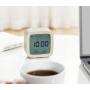 Цифровая бытовая метеостанция Xiaomi ClearGrass Bluetooth Thermometer Alarm clock CGD1 blue