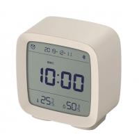 Цифровая бытовая метеостанция Xiaomi ClearGrass Bluetooth Thermometer Alarm clock CGD1 white