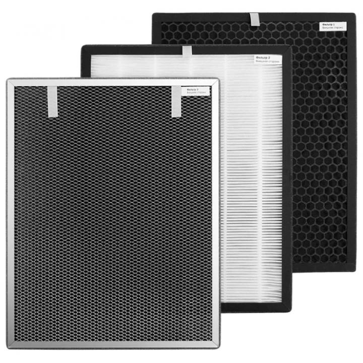 Набор сменных фильтров для воздухоочистителя HealthAir UV-07