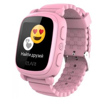 Часы ELARI KidPhone 2 pink