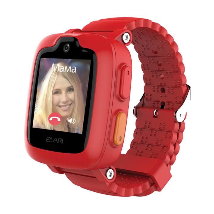 Часы ELARI KidPhone 3G red