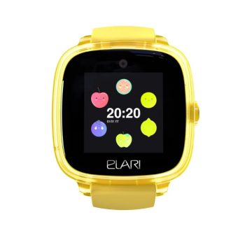 Часы ELARI KidPhone Fresh yellow