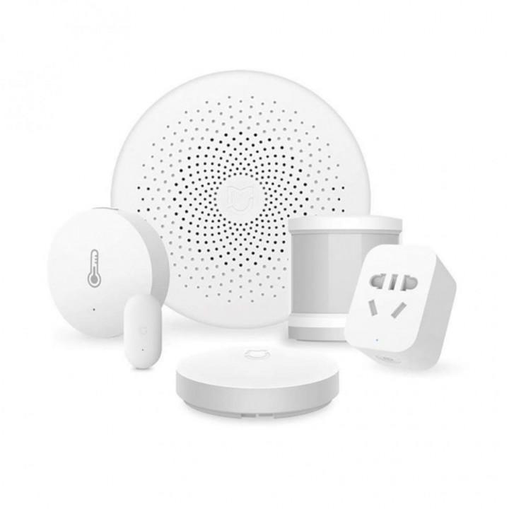 Комплект датчиков для умного дома Xiaomi Smart Home Security Kit (обновленная версия)