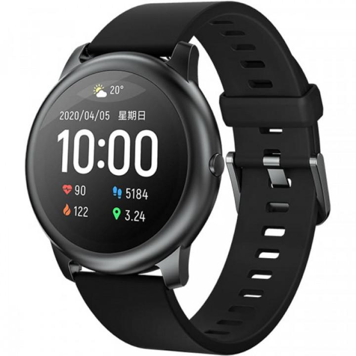 Смарт-часы Xiaomi Haylou Solar LS05 Black (Черный) (Global Version)