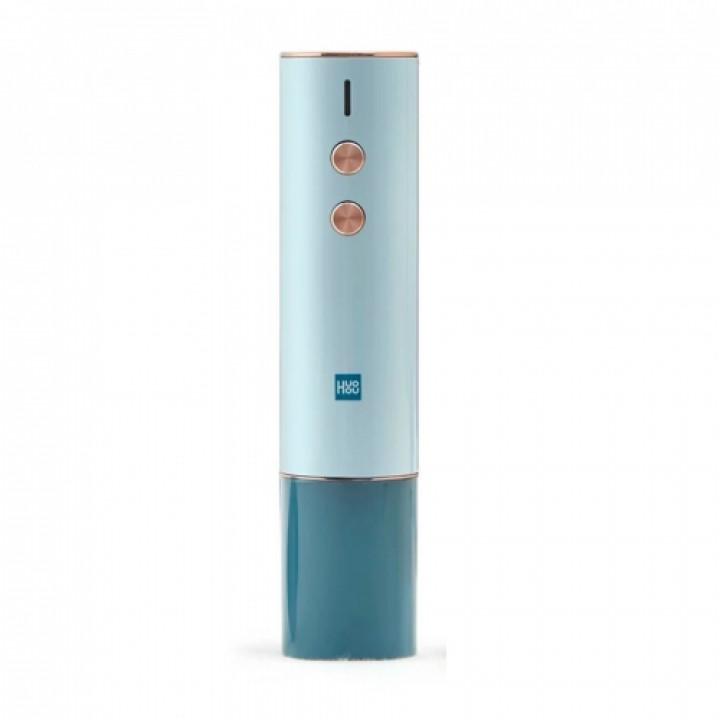 Штопор Xiaomi Huo Hou Electric Wine Opener (синий) (HU0120)