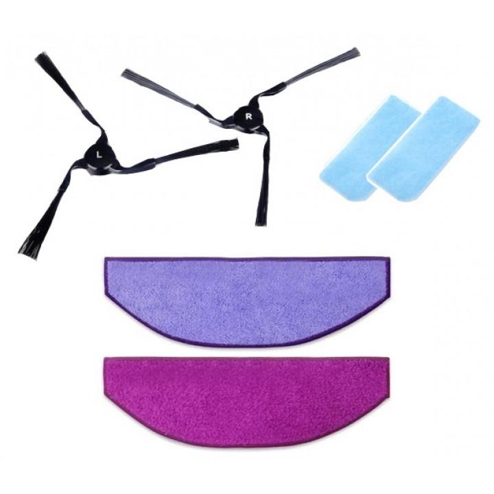 Набор расходных материалов №2 для роботов-пылесосов iClebo Arte, A3, Pop