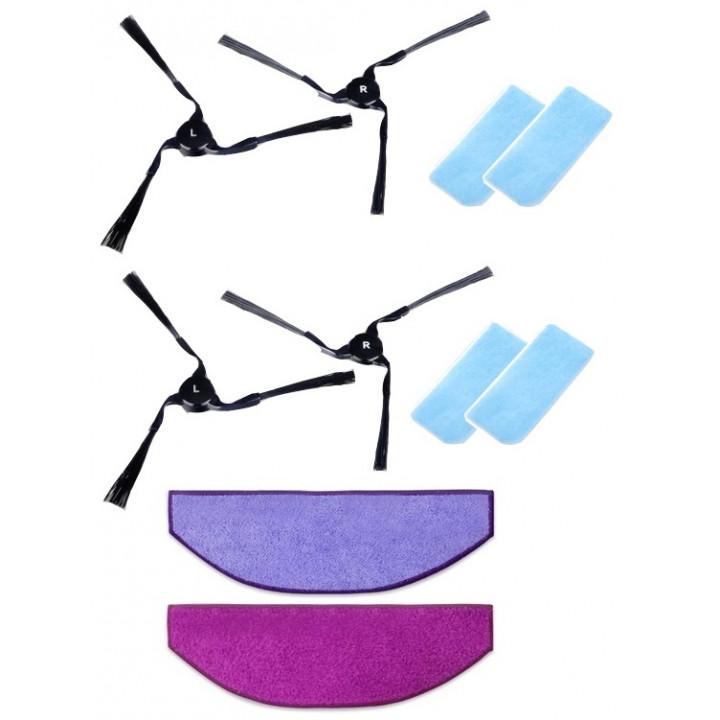 Набор расходных материалов №4 для роботов-пылесосов iClebo Arte, A3, Pop