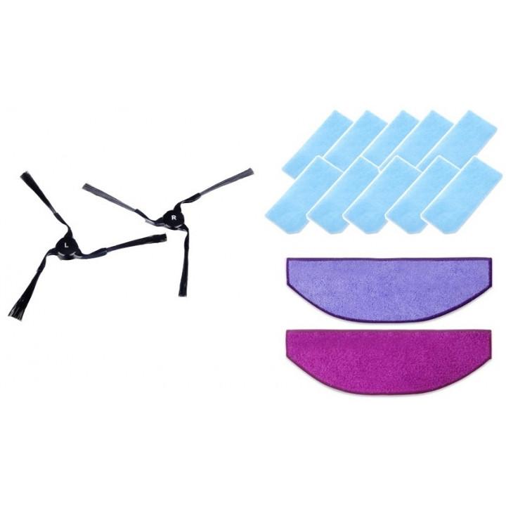 Набор расходных материалов №8 для роботов-пылесосов iClebo Arte, A3, Pop