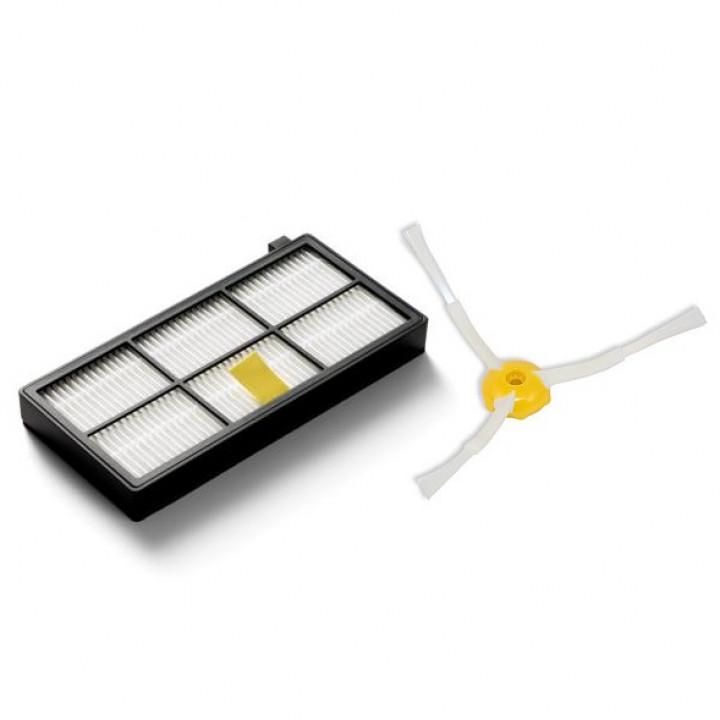 Набор сменных элементов для iRobot Roomba 800 и 900 серии