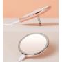 Зеркало для макияжа с подсветкой Xiaomi Jordan Judy LED Makeup Mirror Pink (NV030, Розовый)