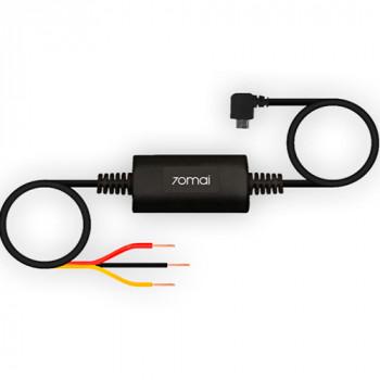 Кабель питания 70mai Hardwire Kit UP02, без камеры, черный