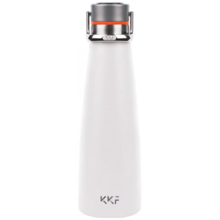 Термос-бутылка Xiaomi Kiss Kiss Fish KKF с OLED-дисплеем, 0.475 л белый
