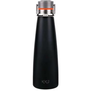 Термобутылка Xiaomi Kiss Kiss Fish KKF с OLED-дисплеем, 0.475 л черный