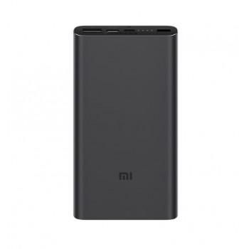 Внешний аккумулятор Xiaomi Mi Power Bank 3 10000 (PLM12ZM) черный