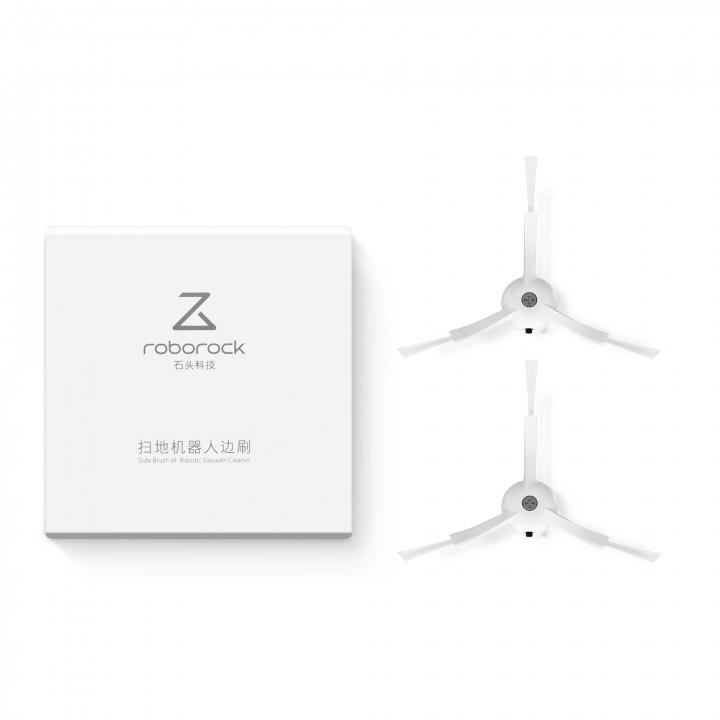 Боковая щетка для роботов пылесосов Xiaomi и Roborock (2 штуки)