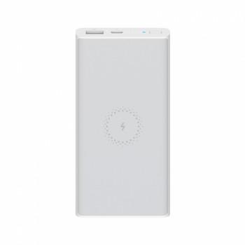 Внешний аккумулятор Xiaomi Mi Wireless Power Bank Youth Edition 10000 (WPB15ZM) белый