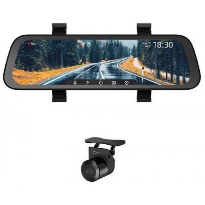 Умное зеркало Видеорегистратор Xiaomi 70mai Rearview Dash Cam Wide (Midrive D07 + Midrive RC04)
