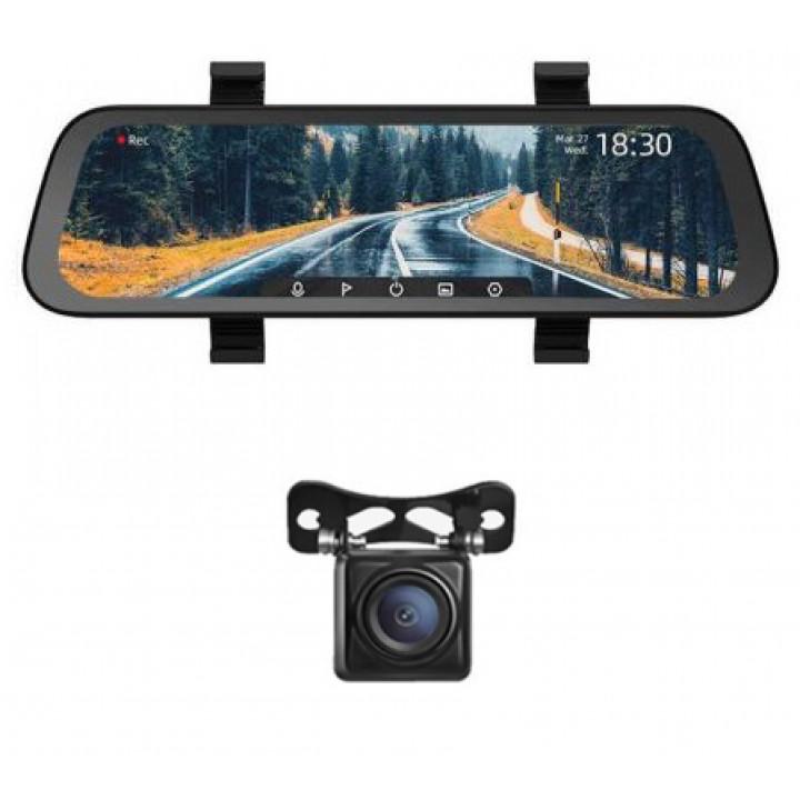Умное зеркало Видеорегистратор Xiaomi 70mai Rearview Dash Cam Wide (Midrive D07 + Midrive RC05)