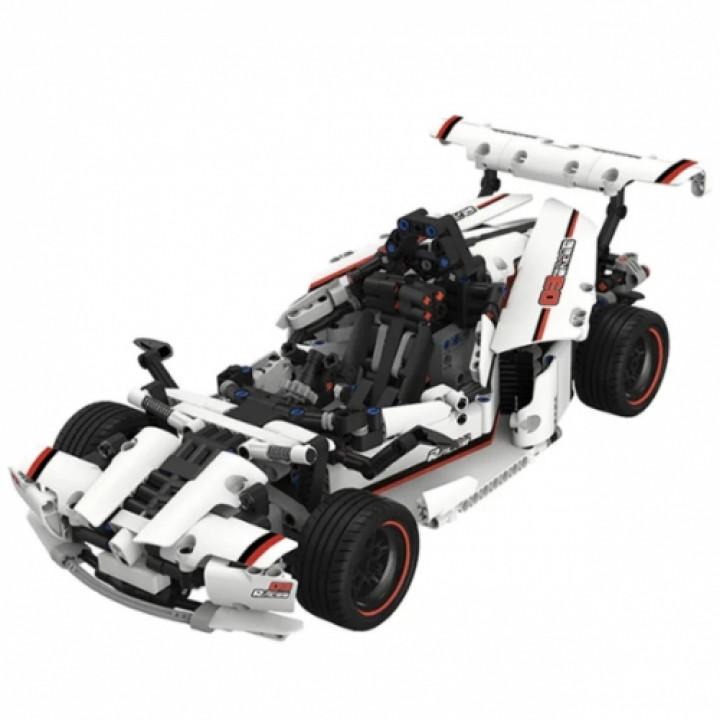 Электромеханический конструктор Xiaomi MITU Smart Building Blocks Road Racing