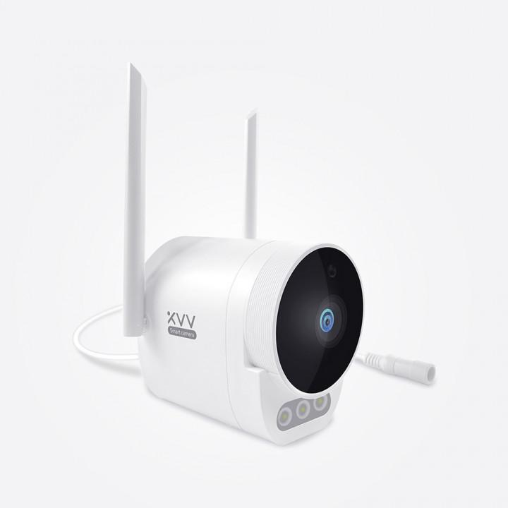 Видеокамера Xiaovv Outdoor Camera Pro (белый) (XVV-6120G-B10)