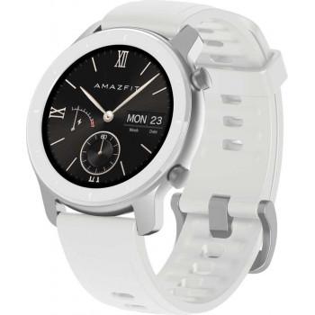 Умные часы Xiaomi Amazfit GTR 42mm Moonlight White