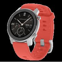Умные часы Xiaomi Amazfit GTR 42mm Coral Red