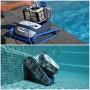 Робот-пылесос для чистки бассейна Dolphin S200