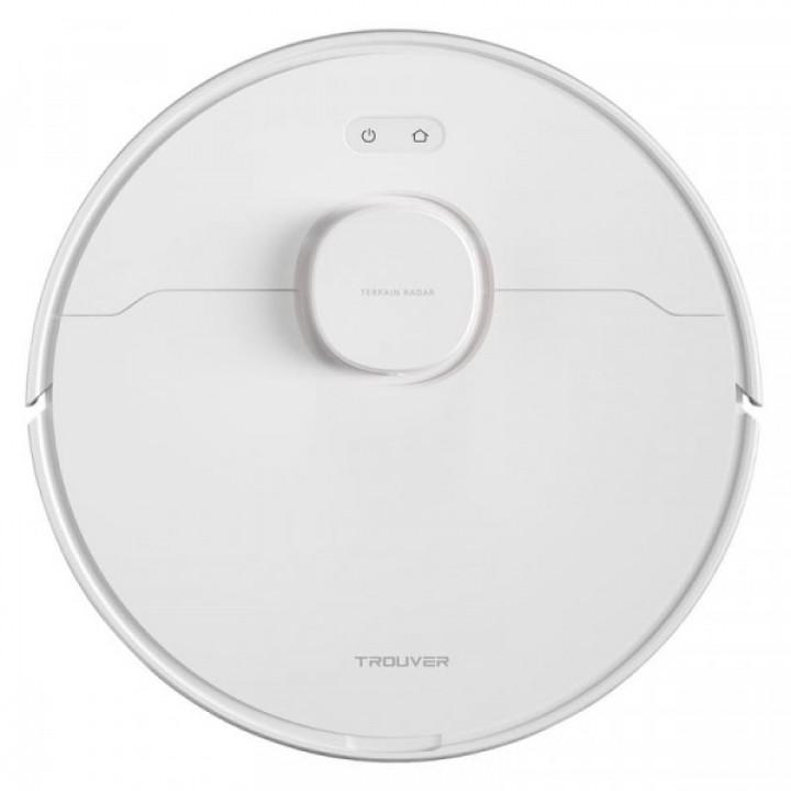 Робот-пылесос Xiaomi TROUVER Robot LDS Vacuum-Mop Finder White / Белый