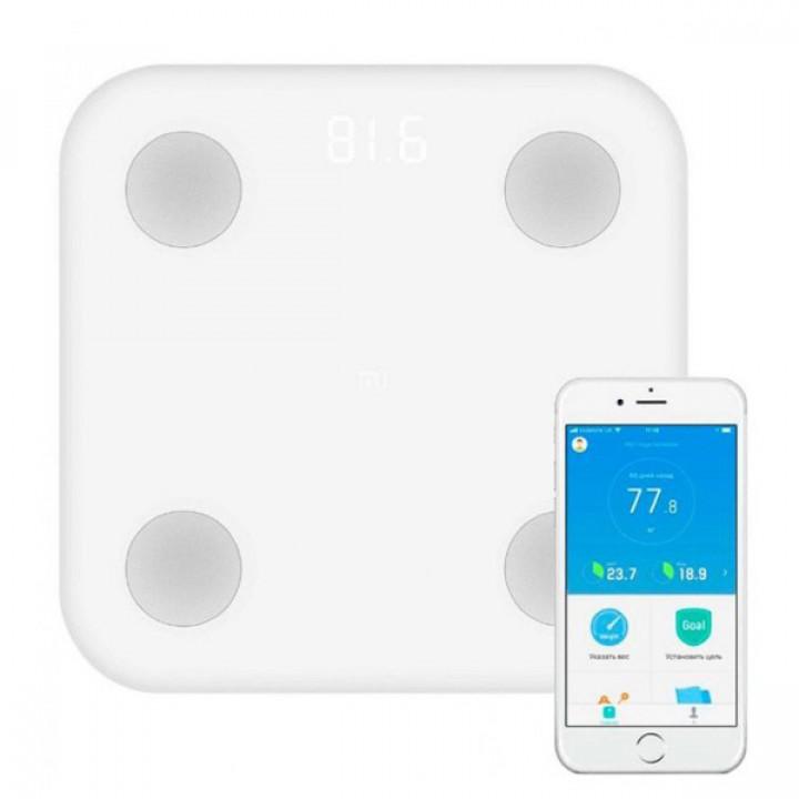 Напольные весы Xiaomi Mi Body Composition Scale 2