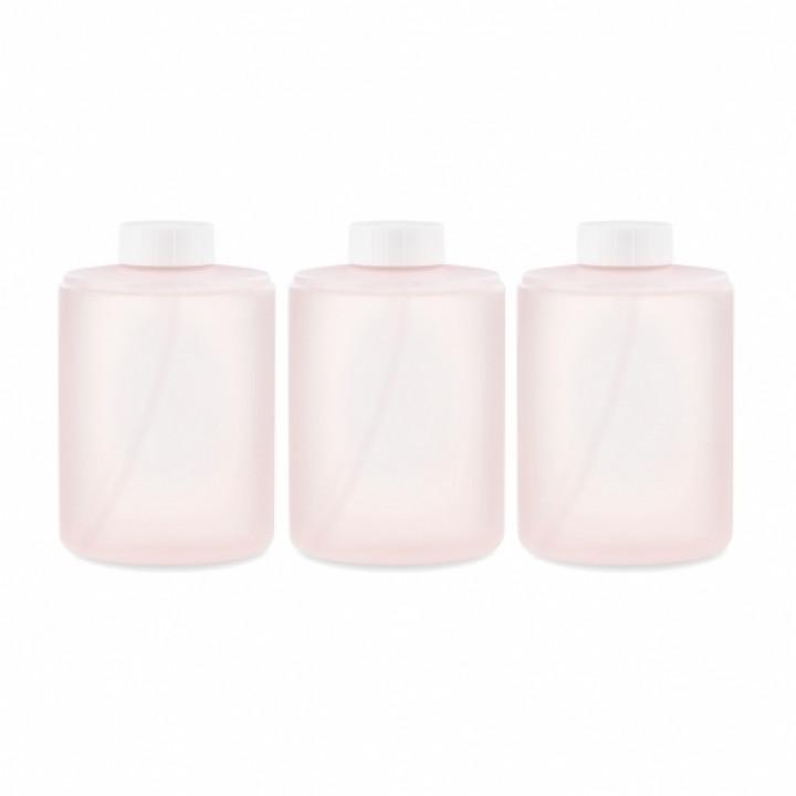 Сменные блоки для дозатора мыла Xiaomi Mijia Automatic 3 шт. (Розовый)