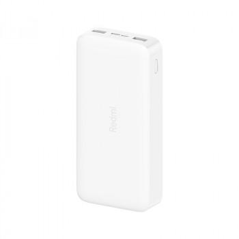 Внешний аккумулятор Xiaomi Redmi Power Bank Fast Charge 20000 мАч (VXN4265CN)