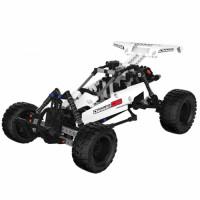 Xiaomi Desert Racing car building blocks