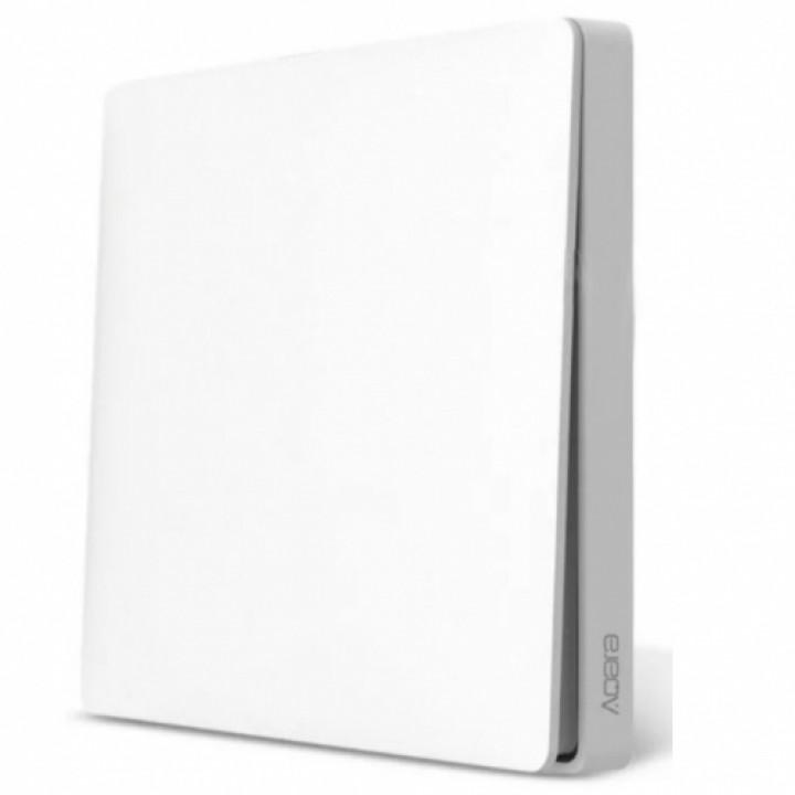 Электровыключатель Xiaomi Aqara Smart Light Control wireless 1 кнопочный внешний дублирующий WXKG03LM