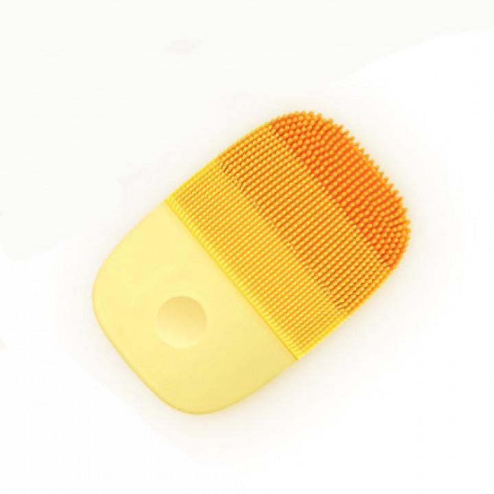 Массажер Xiaomi InFace Electronic Sonic Beauty cleaner аппарат для ультразвуковой чистки лица оранжевый