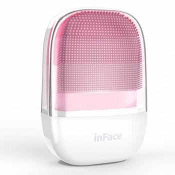 Xiaomi Щетка ультразвуковая для лица Inface Sonic Clean розовый