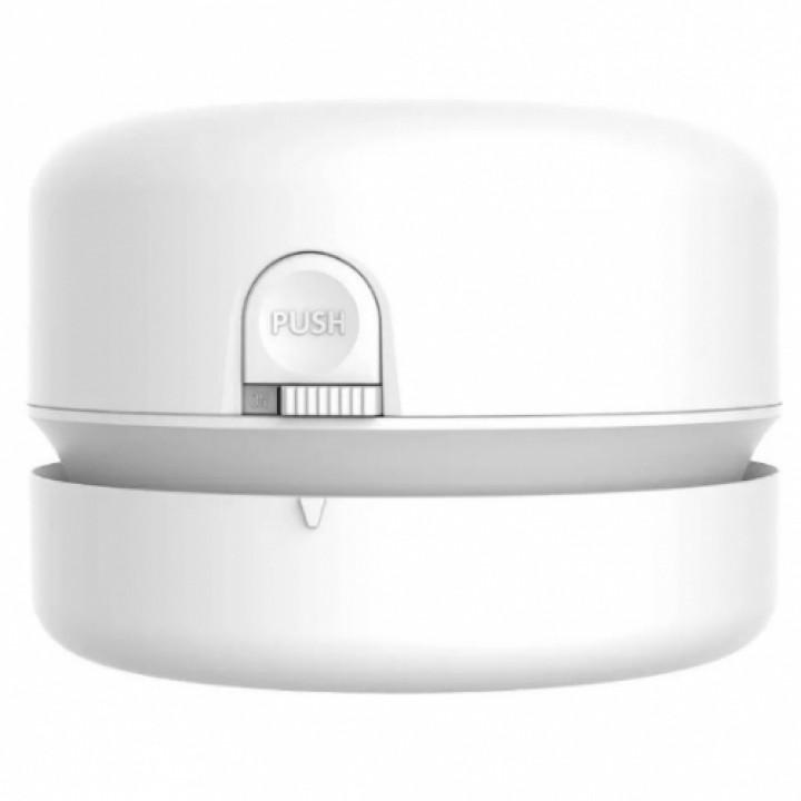 Мини-пылесос для рабочего стола Xiaomi Nusign Desktop Cleaner (Белый)