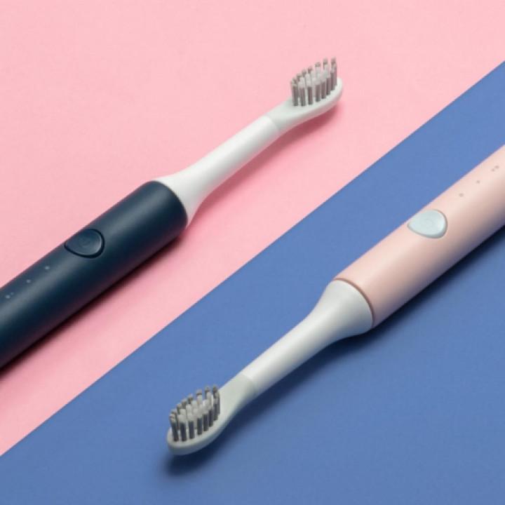 Электрическая зубная щётка Xiaomi So white Sonic Electric Toothbrush spa pink