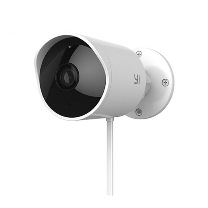 Камера для наружного наблюдения xiaomi yi outdoor camera 1080p