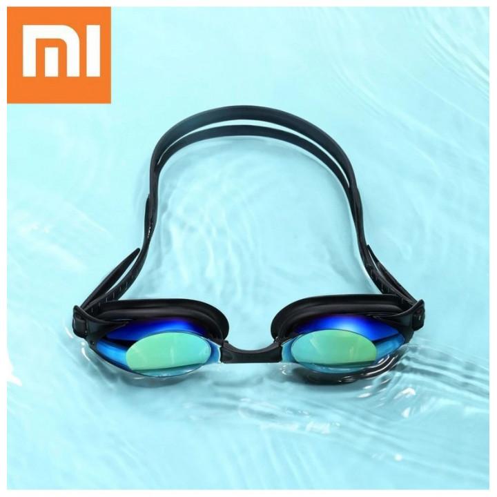 Плавательные очки+затычки для ушей и носа Xiaomi Yunmai Swimming Glasses Set  gold